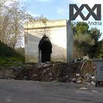 Rom sgomberati per la seconda volta dai ruderi di Via Castel del Monte