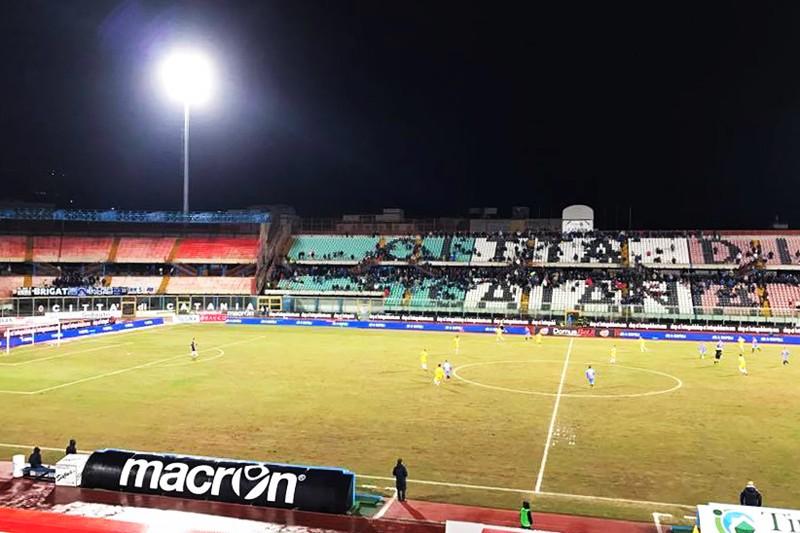 Catania - Fidelis Andria 0-0