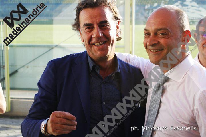 Fidelis Andria e Piero Doronzo sulla via del divorzio
