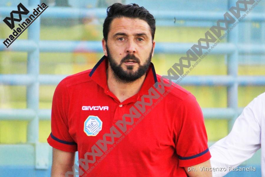 Fidelis Andria, Valeriano Loseto è il nuovo allenatore