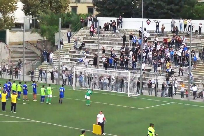 Sorrento - Fidelis Andria 0-0