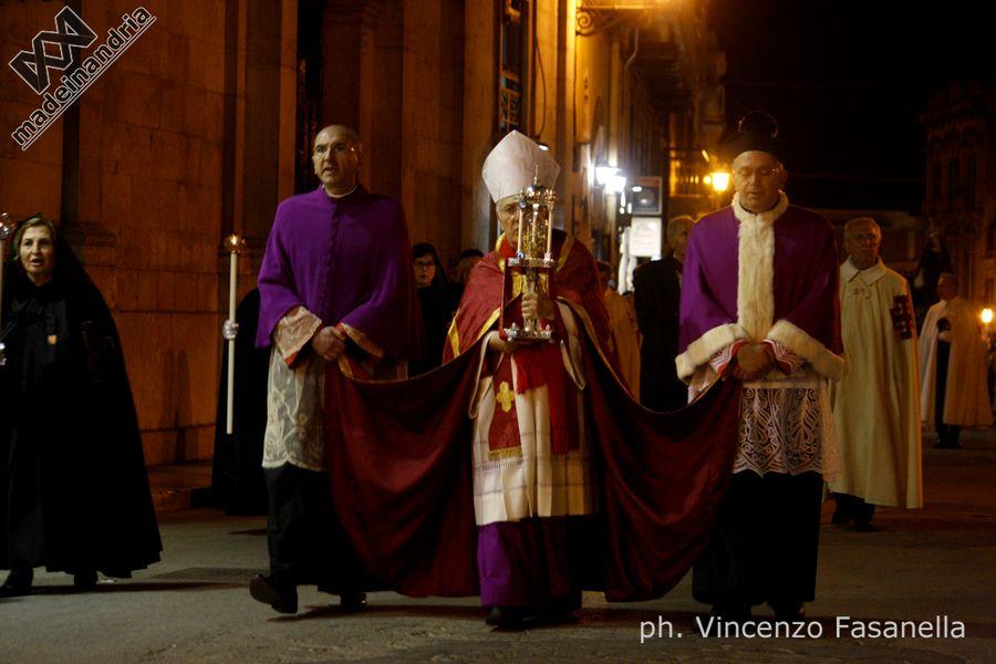 Andria, Processione dei Misteri: le foto