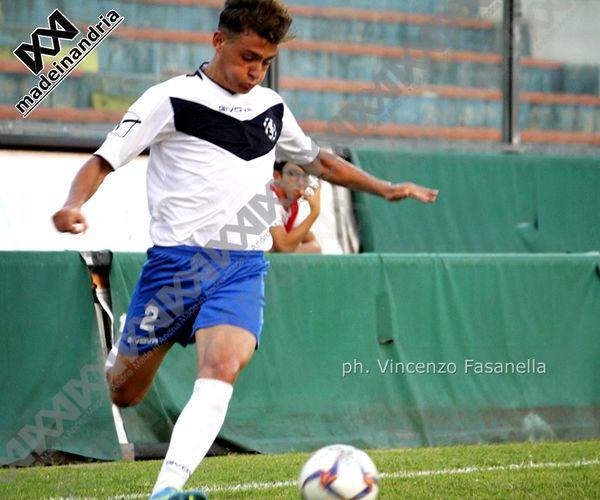 Fidelis Andria, Vincenzo Zingaro vestirà biancoazzurro anche la prossima stagione