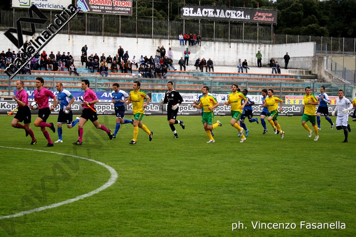 Andria-Real Marcianise 0-1