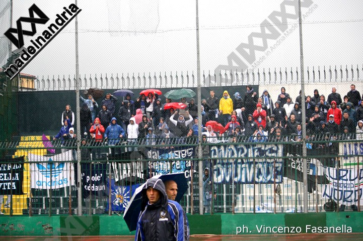 Cavese-Andria 1-1