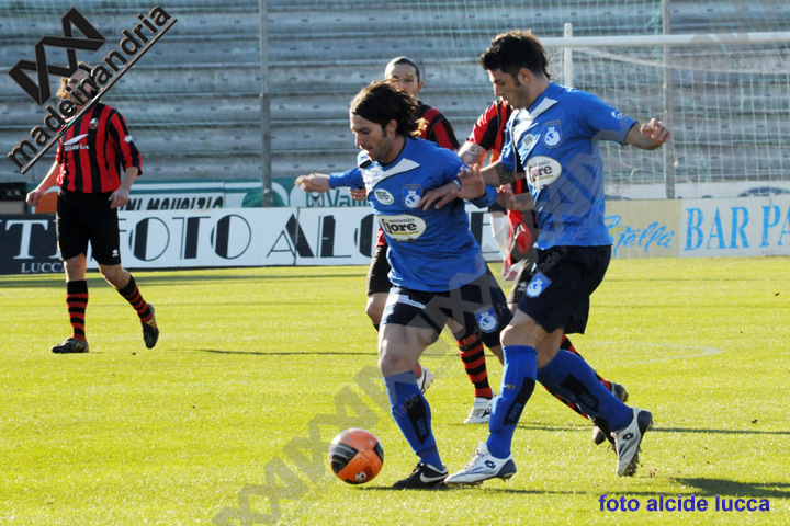 Lucchese-Andria 1-1