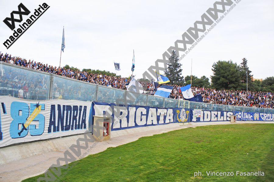 SSD Fidelis Andria 2018, depositata manifestazione d'interesse alla Serie D