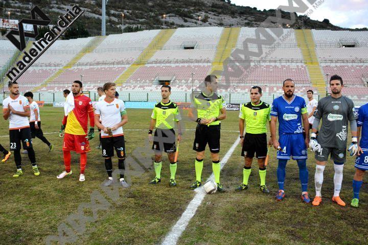 Messina - Fidelis Andria 1-1