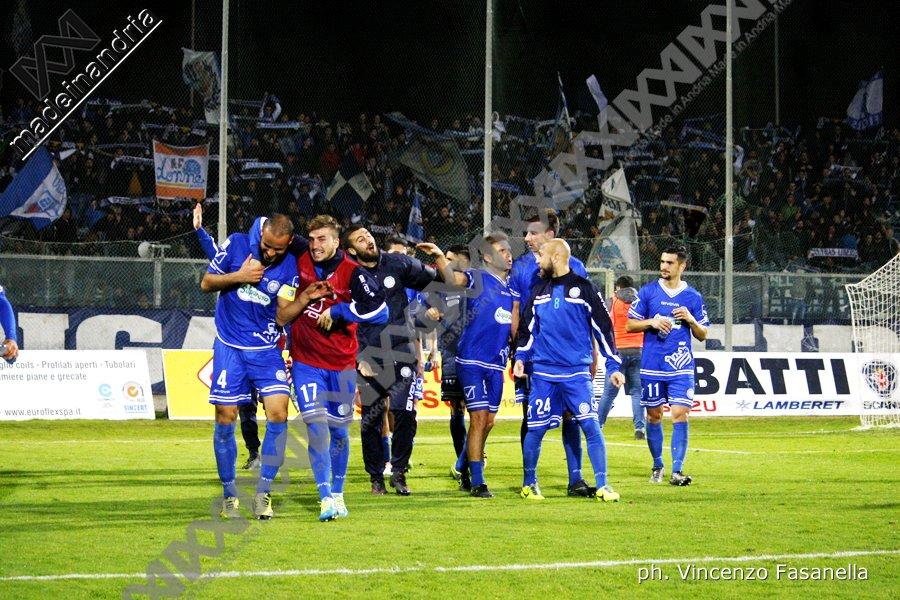 Fidelis Andria - Matera 1-0