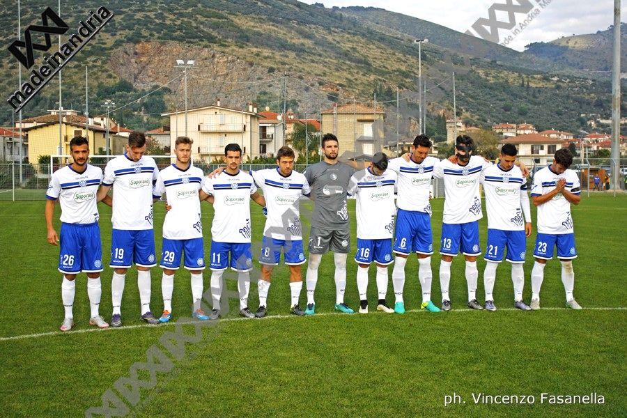 Unicusano Fondi - Fidelis Andria 1-2