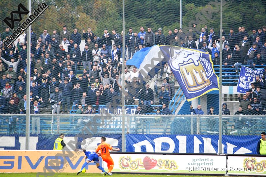 F.Andria-Juve Stabia 2-1