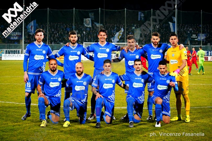 Fidelis Andria - Catanzaro 1-1
