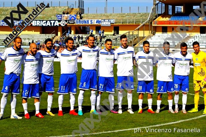 Cosenza - Fidelis Andria 2-1, le foto