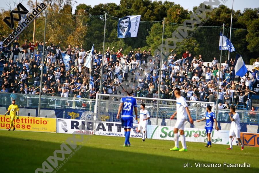 Fidelis Andria - Siracusa 0-1, le foto