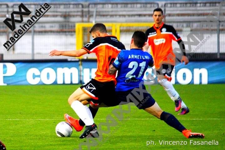 Matera - Fidelis Andria 0-0, le foto