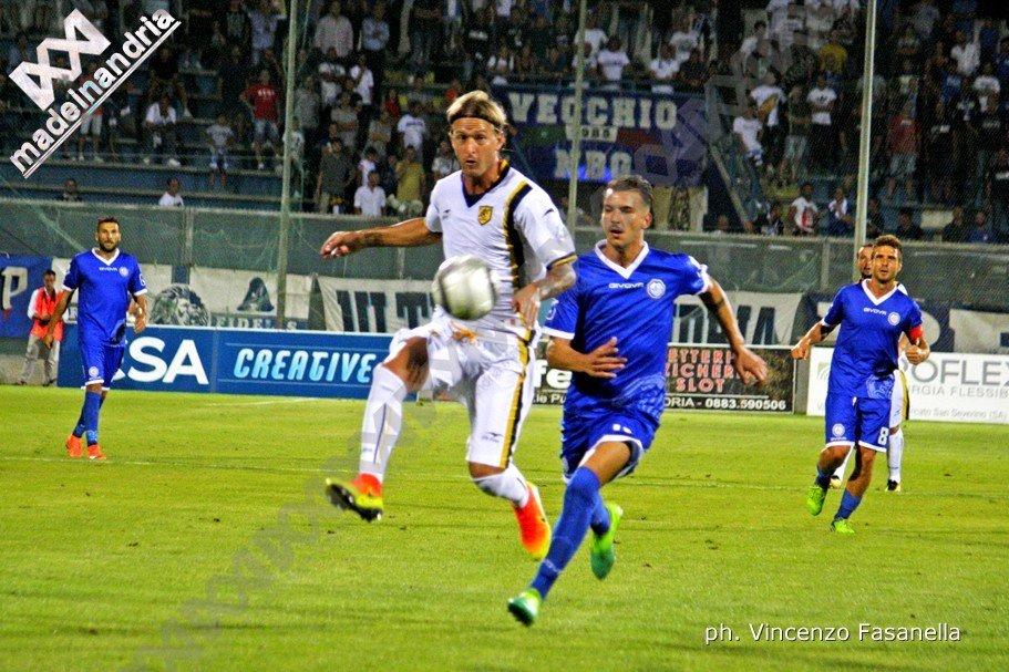 Fidelis Andria - Juve Stabia 3-3, le foto