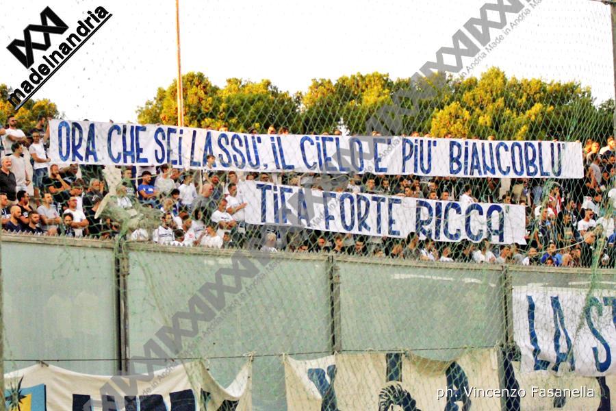 Fidelis Andria - Casertana 1-1, le foto