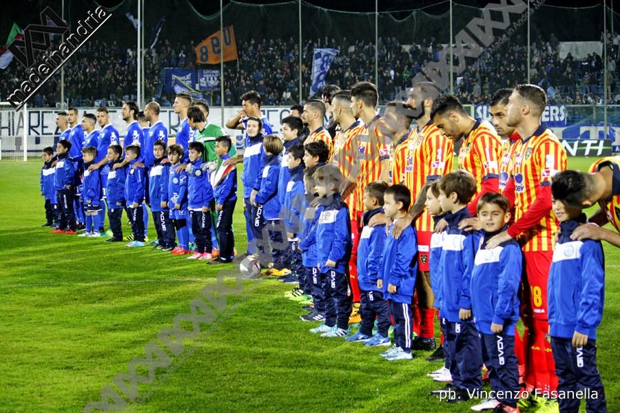 Fidelis Andria - Lecce 1-1, le foto