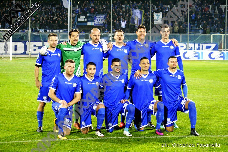 Fidelis Andria - Bisceglie 0-0, le foto