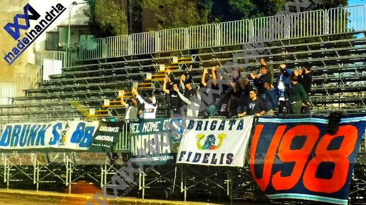 Akragas - Fidelis Andria 1-5, le foto