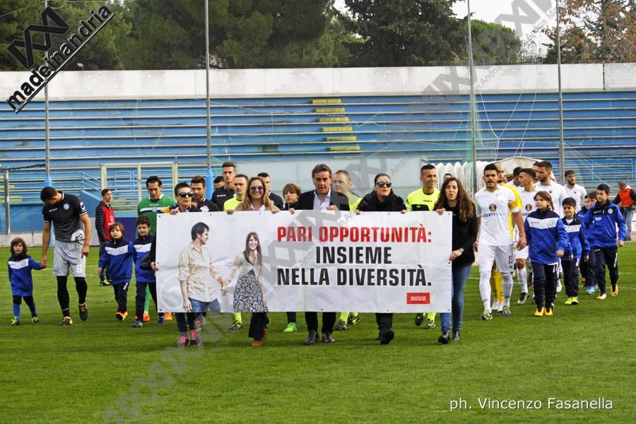 Fidelis Andria - Trapani 0-1, le foto