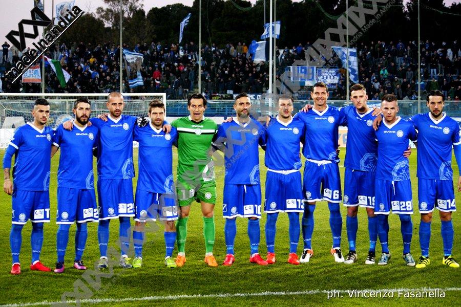 Fidelis Andria - Rende 3-1, le foto