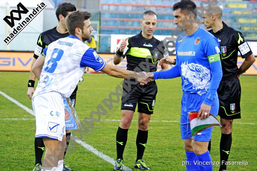 Fidelis Andria - Siracusa 2-0, le foto