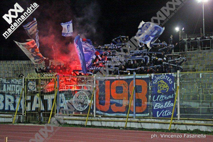 Casertana - Fidelis Andria 1-2, le foto