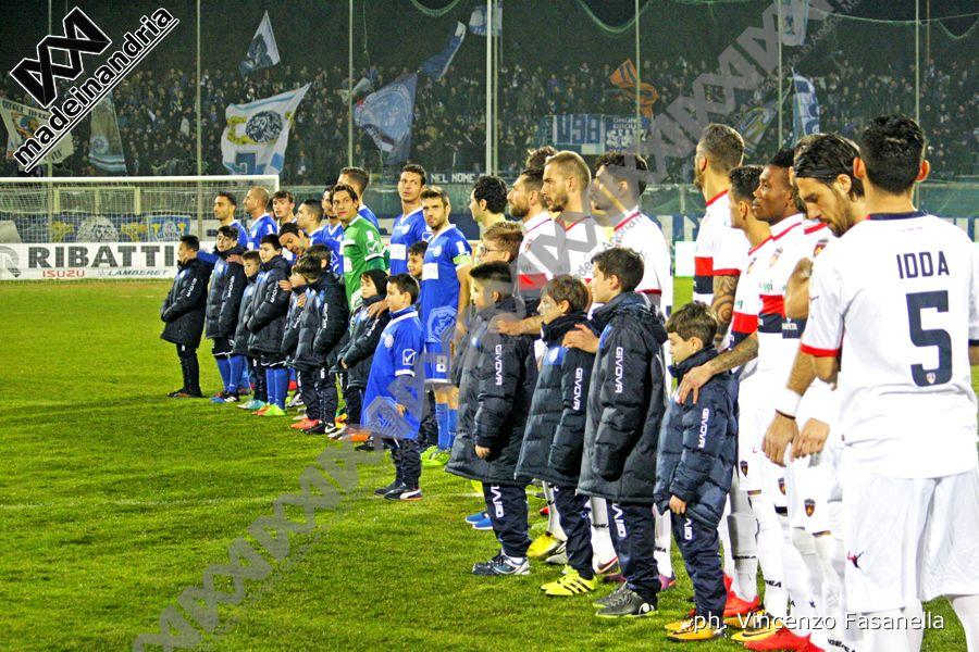Fidelis Andria - Cosenza 1-1, le foto