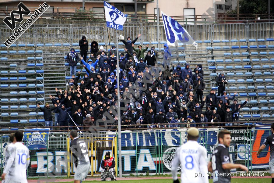 Paganese - Fidelis Andria 0-1, le foto
