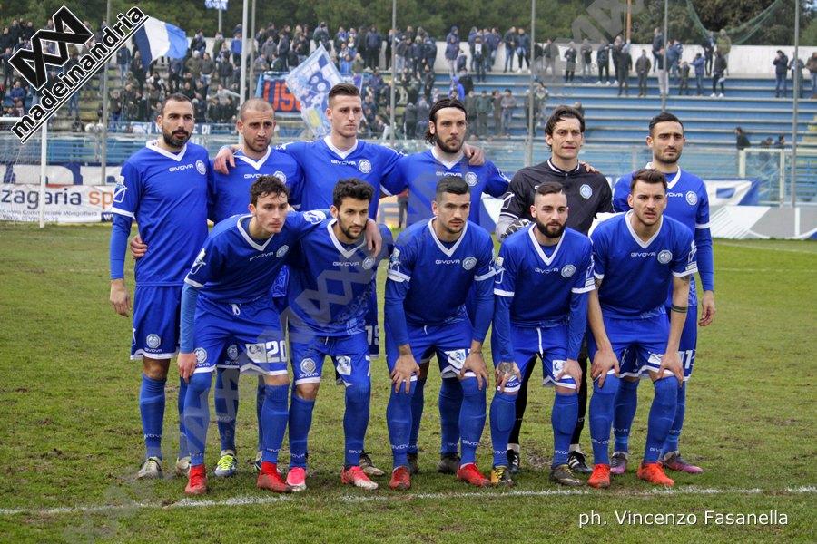 Fidelis Andria - Reggina 0-0, le foto