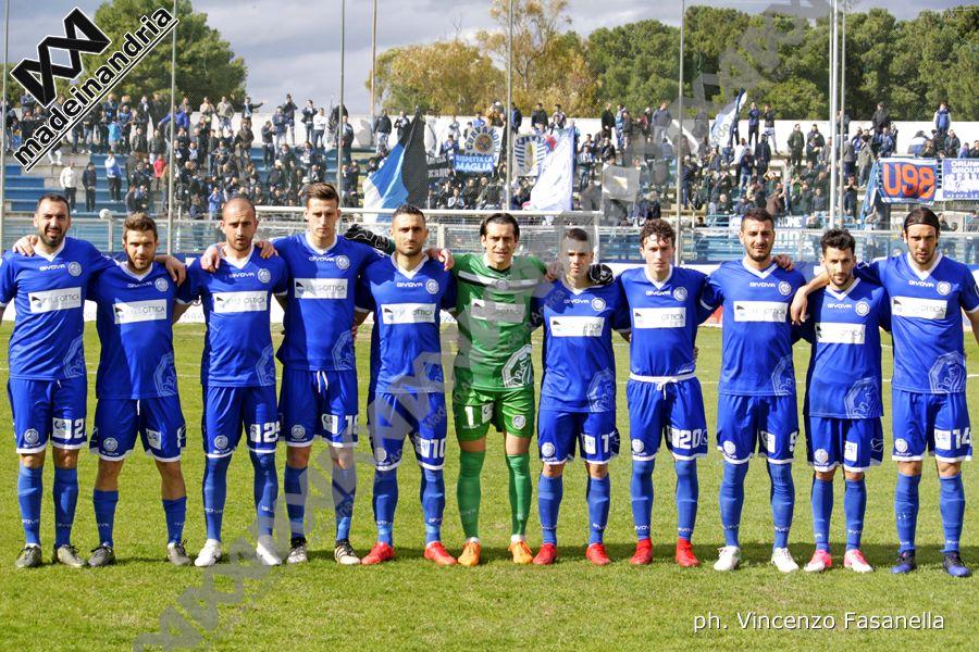 Fidelis Andria - Catanzaro 2-1, le foto