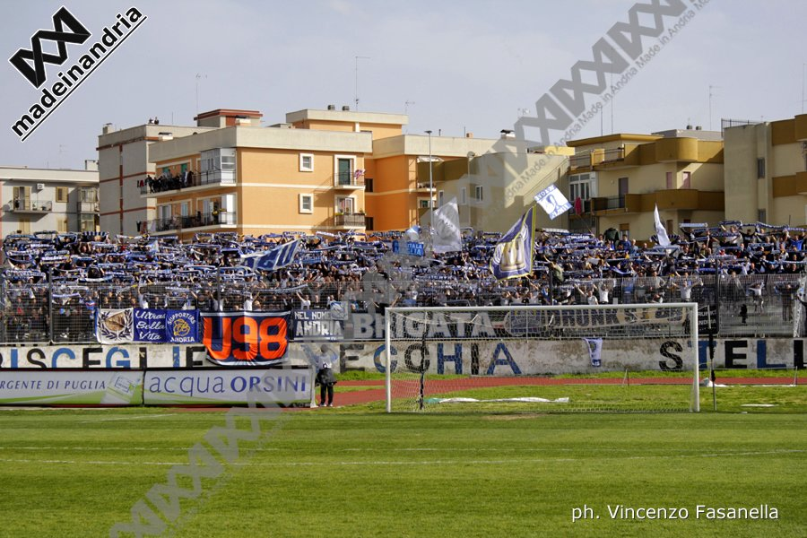 Bisceglie - Fidelis Andria 1-1, le foto