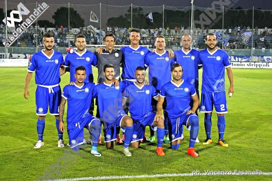 Fidelis Andria - Bisceglie 1-0, le foto