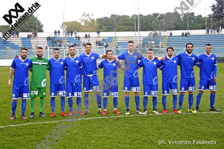 Fidelis Andria - Bari 0-3, le foto