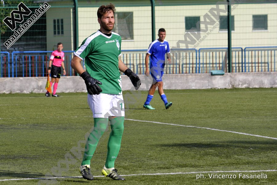 Gelbison-F.Andria 2-0