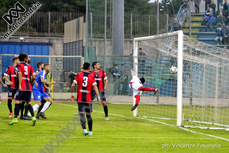 Fidelis Andria - Picerno 2-0