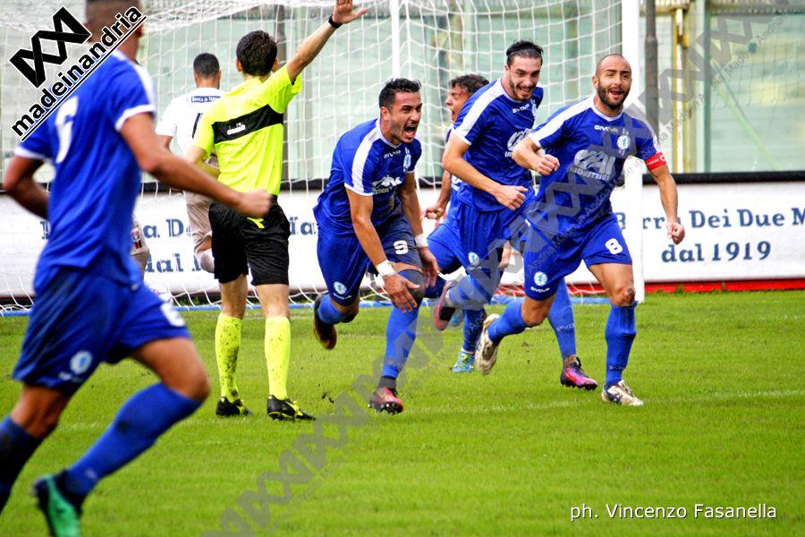 Taranto - Fidelis Andria 1-3, le foto