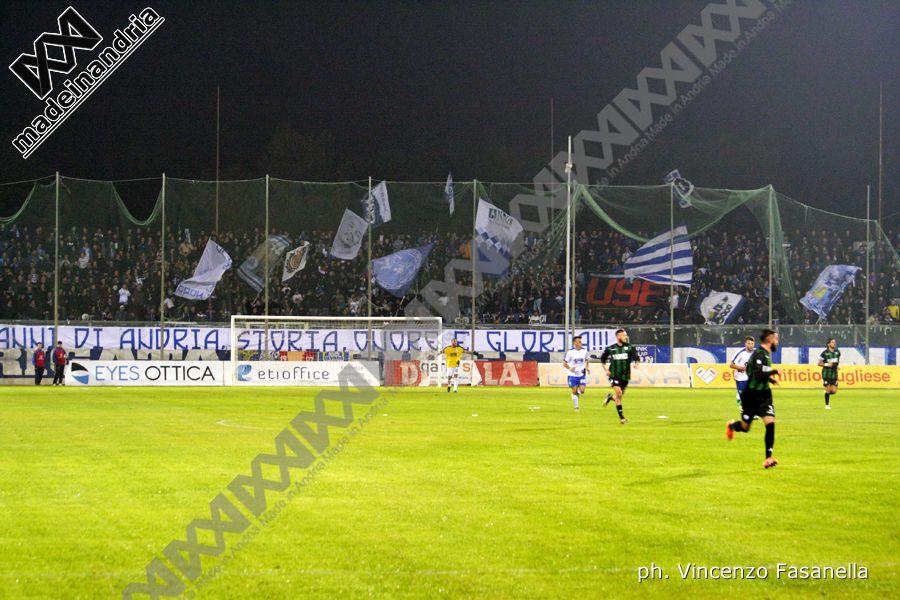 Fidelis Andria - Bitonto 0-0, le foto