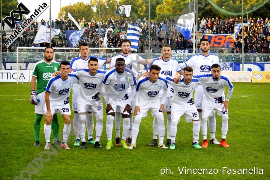 Fidelis Andria - Gragnano 2-0, le foto