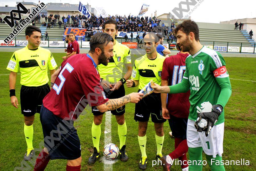 Fasano - Fidelis Andria 1-1, le foto