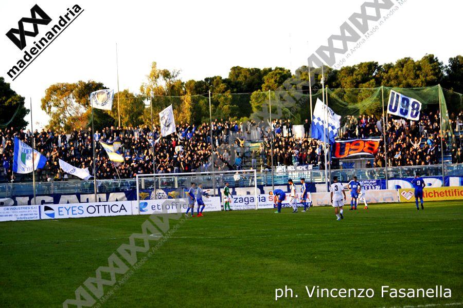 Fidelis Andria - Nola 0-0, le foto
