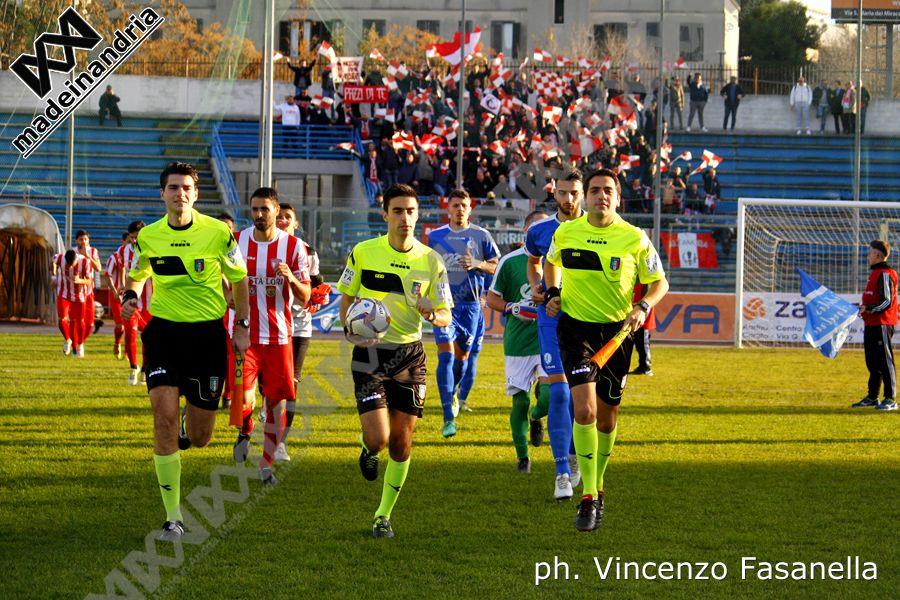 Fidelis Andria - Altamura 0-1, le foto