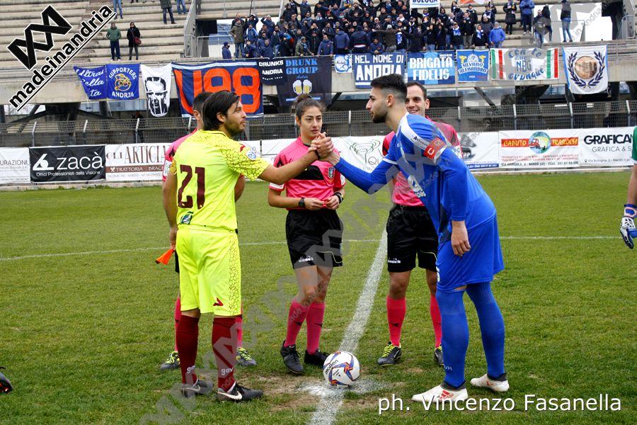 Nardò - Fidelis Andria 0-1, le foto