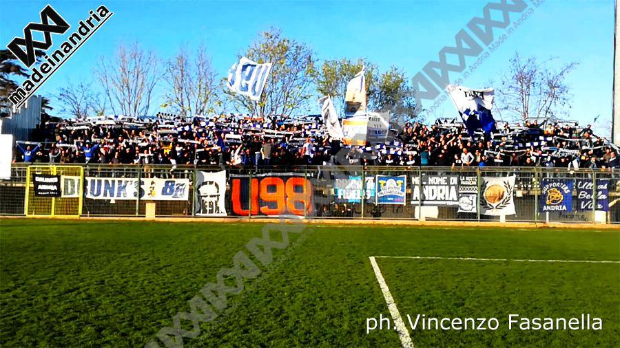 Bitonto - Fidelis Andria 1-0, le foto