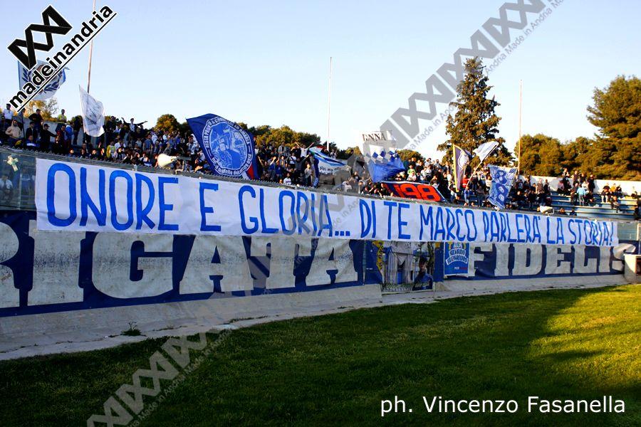 Fidelis Andria - Savoia 0-0, le foto
