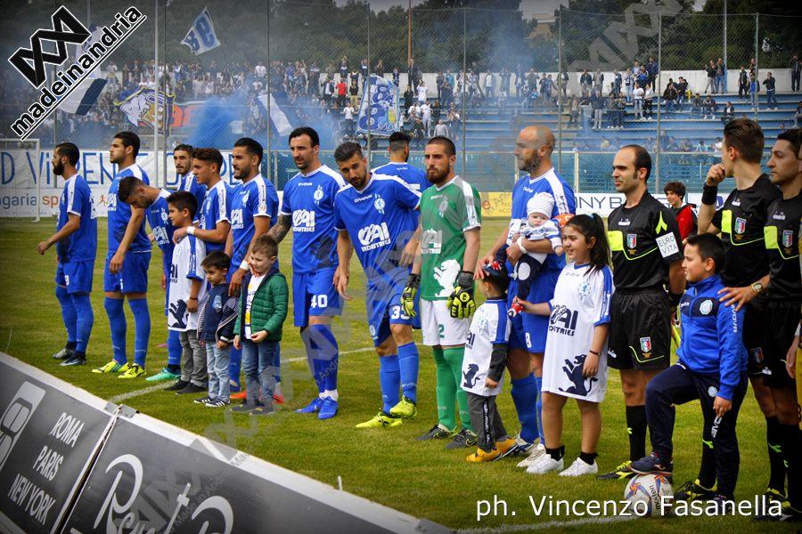 Fidelis Andria - Gravina 3-2