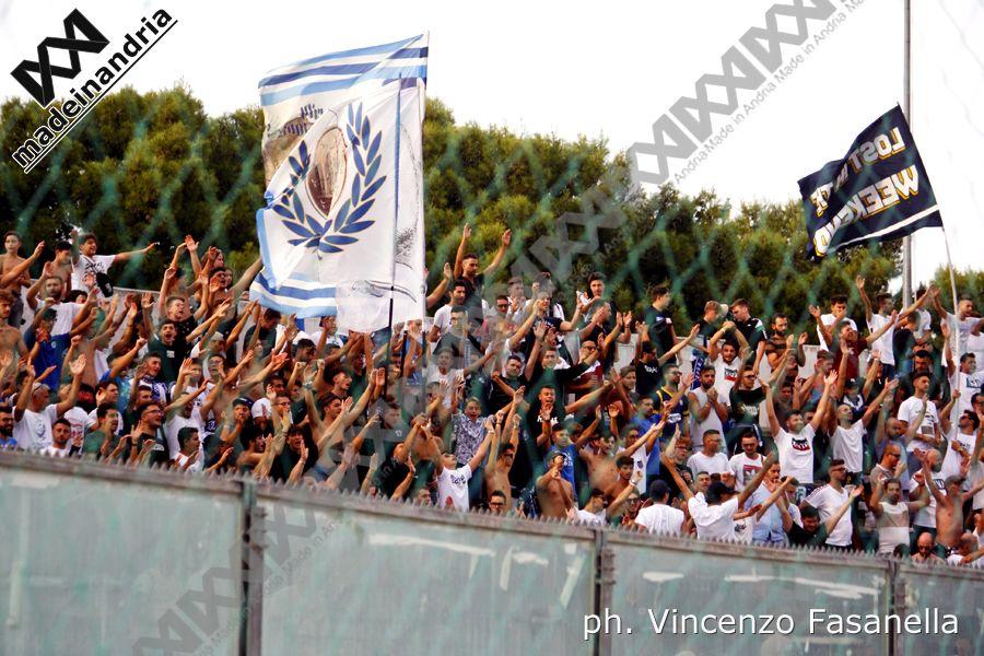 Fidelis Andria - Casarano 1-0, le foto