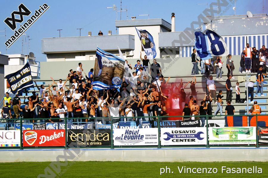 Fasano - Fidelis Andria 3-2, le foto