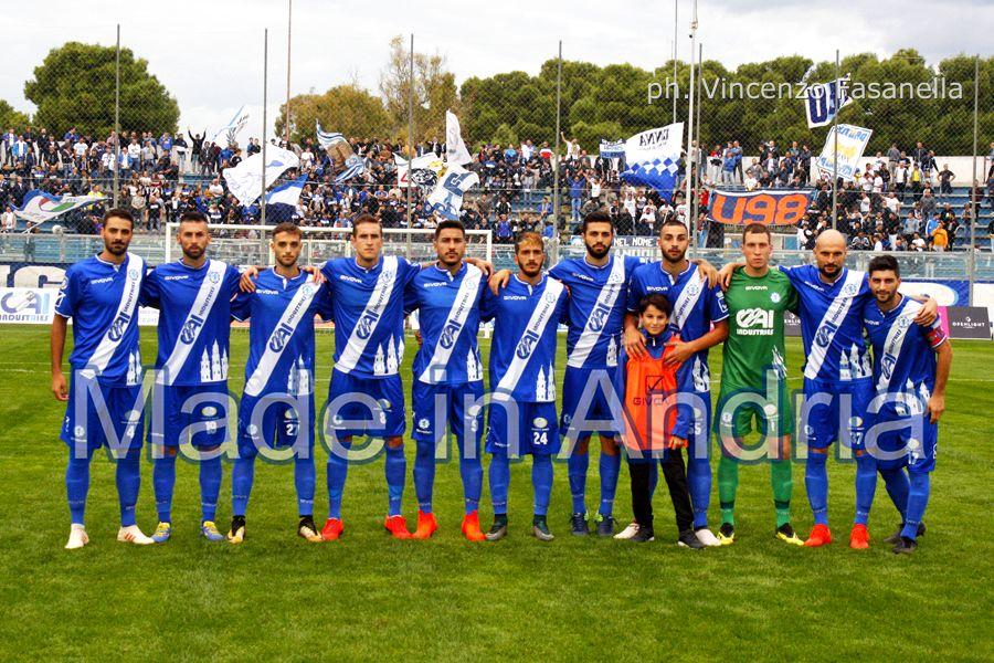 Fidelis Andria - Nardò 0-1, le foto